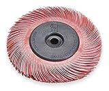 Radial Bristle Brush, T-C, 6Diax7/16W, 220G