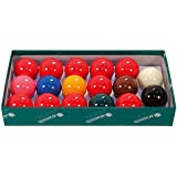 "Snooker 17 Ball 2"" Set, Aramith"