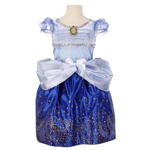 [Disney Princess Enchanted Evening Dress: Cinderella] (Cinderella Dress Up)