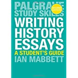 Writing History Essays (Macmillan Study Skills)