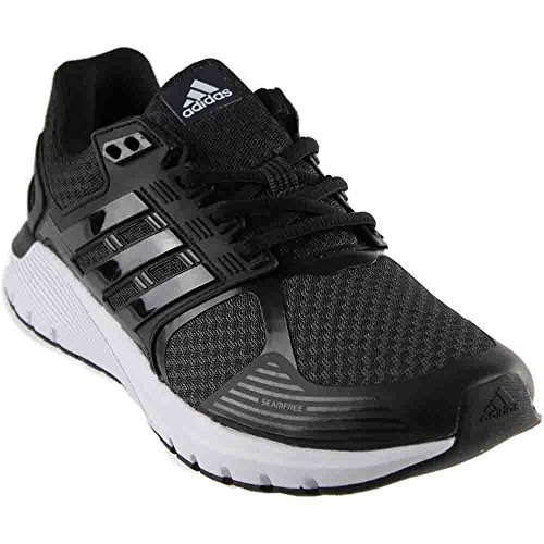 adidas Women's Duramo 8 W Running Shoe, Utility Black/Black/Black, 9.5 M US For Sale
