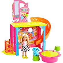 Barbie Chelsea Fun House