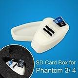 Hobby Signal SD Card SIM Card Memory Card Storage Box Device for DJI Phantom 3/4