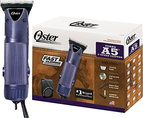 Turbo A5 Two Speed Clipper by Oster