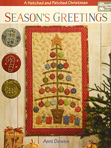 Season's Greetings: A Hatched and Patched Christmas (Hatched And Patcheds Some Kind Of Wonderful)