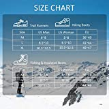 STARVII Crampons Ice Cleats Traction Snow Grips