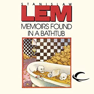 Memoirs Found in a Bathtub Audiobook