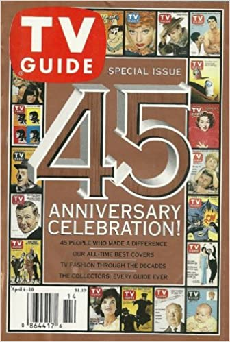 45th Anniversary Celebration, 45 People Who Made a Difference