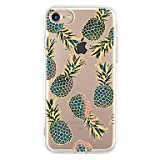 For Apple iPhone 7 7Plus 6S 6Plus Case Cover Pineapple Pattern HD TPU Phone Shell Material Phone Case ( Compatible Models : IPhone 7 Plus )