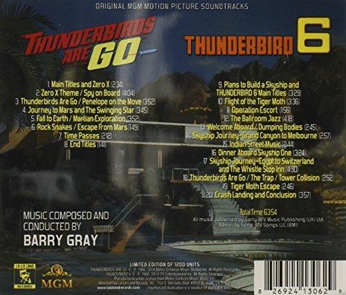 Thunderbirds Are Go! / Thunderbird 6-Original Soundtrack Recordings