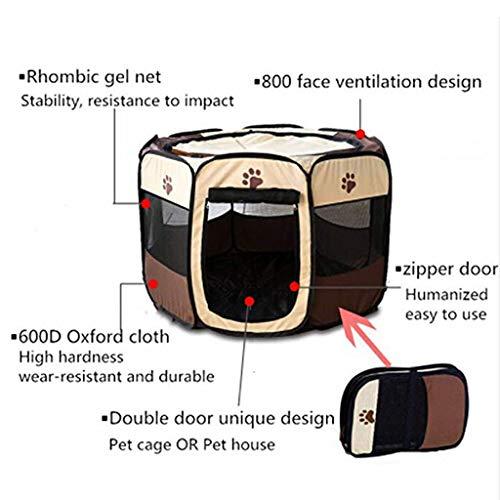 Meiying – Casa de exterior para gatos portátil