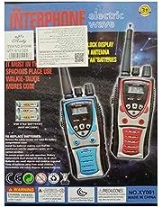 Interphone Walkie Talkie  3 Years & Above