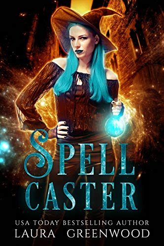 Spell Caster Paranormal Criminal Investigations Laura Greenwood paranormal romance mystery reverse harem