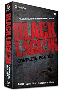 Black Lagoon: The Complete Series Set
