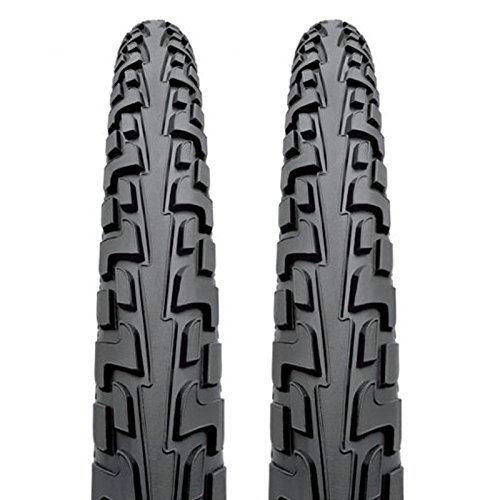 Continental Tour Ride 700 x 47c Bike Tyres (Pair) (Tour Ride And)