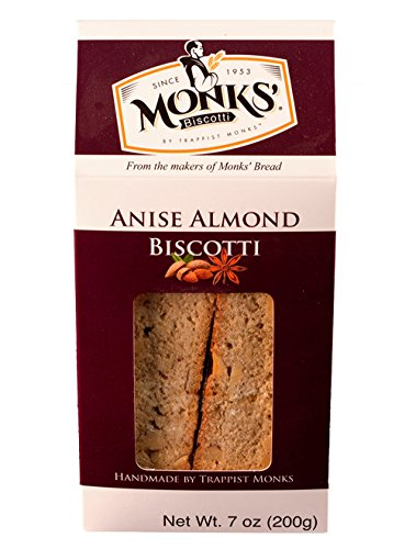 Monks' Anise Almond Biscotti (Biscotti Anise Seed)