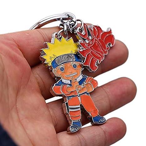 Amazon.com: YPT - Llavero de Anime Naruto con forma de ...