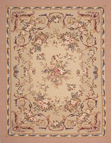 eCarpet Gallery Hand Woven French Tapestry 12'0