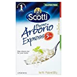 Riso Scotti Express Arborio Rice 500g (Pack of 4)