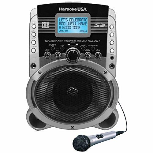 Karaoke USA A- B Box (SD519) - With Kids Karaoke Machine Screen