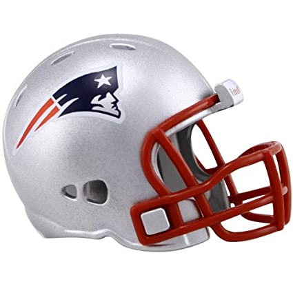 Riddell New England Patriots Revolution Speed Pocket Pro Helmet