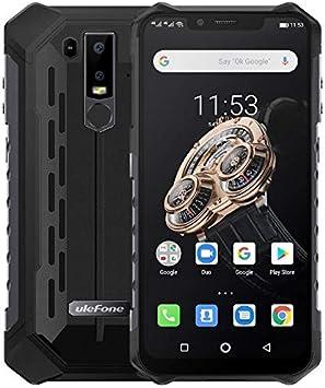 Ulefone Armor 6S Android 9.0 Móvil Anti Agua/antigolpes: Amazon.es ...