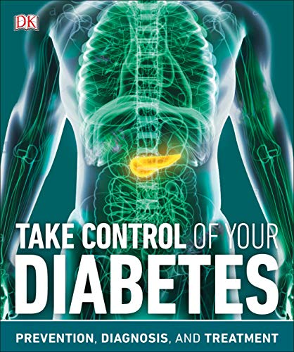 Book Cover: Take Control of Your Diabetes