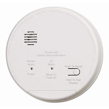 Amazon.com: Gentex GN-503F Combination Smoke /Co Detector 120Vac: Camera & Photo