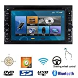 "Best Ouku Double-din Car Stereos - OUKU®Double 2Din 6.2"" Stereo Car DVD CD Player Review"