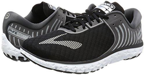 Pour Multicolore Course Brooks De noir Anthracite Hommes 6 Chaussures Pureflow Argent qnCwTXBBO