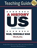 War, Terrible War Teaching Guide, Susan Dangel and Maria Garriott, 1602401136