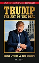 """GERMAN EDITION of D.J. Trump's bestseller """"The Art of the Deal."""""""