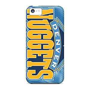 High-quality Durability Case For Iphone 5c(denver Nuggets)