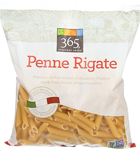 365 Everyday Value, Penne Rigate, 16 oz