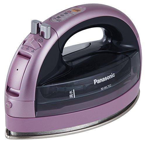 PANASONIC iron NI-WL702-P by Panasonic