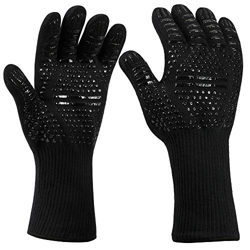 Top recommendation for bbq grill gloves 1472