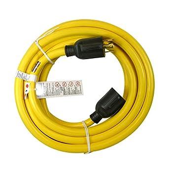 Review Utilitech Pro 25-ft 30-Amp
