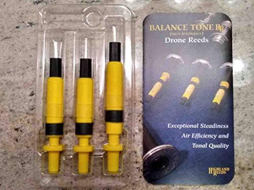 Balance Tone Drone Reed: High Resonance / Balance Tone Drone Reed: High Resonance