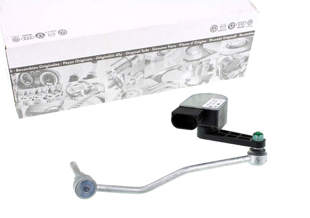 4E0941286G A8//S8 Level-Sensor mit Stangen O//S rechts vorne