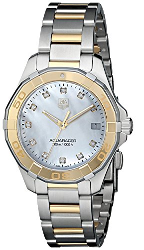 TAG-Heuer-Womens-WAY1351BD0917-Aquaracer-Analog-Display-Quartz-Two-Tone-Watch