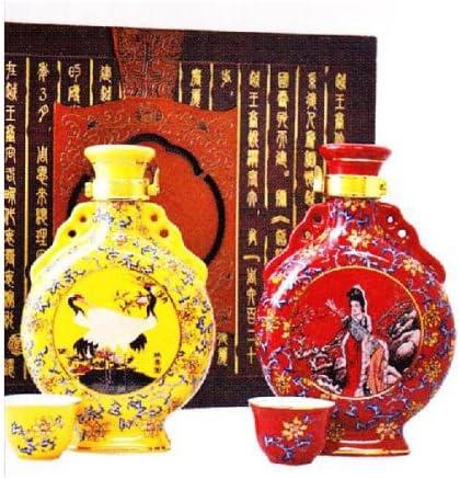 越王台 陳年30年・25年花彫酒 (壷) 300ml×2本セット