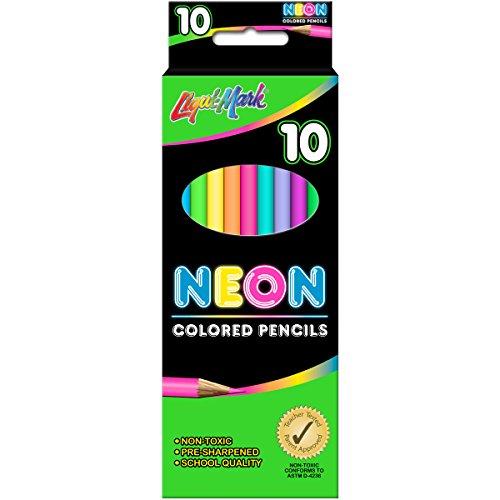 neon colored pencils - 7
