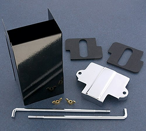 V-Twin Manufacturing Battery Extension Box Kit 42-9987