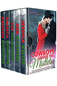 Cowboys Under The Mistletoe by Kristen Ethridge ebook deal