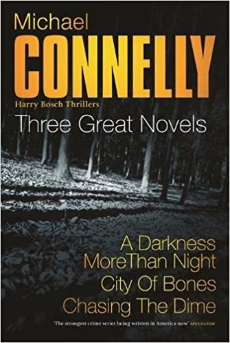 Amazon Fr Michael Connelly Three Great Novels His Latest