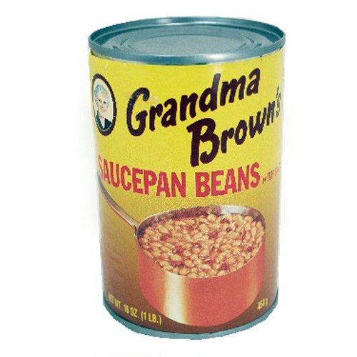 Price comparison product image Grandma Brown's Saucepan Beans - 16 oz