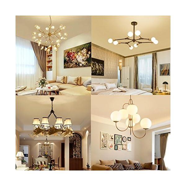 Gvoree, lampadine a LED G4, 2W, sostituisce lampadina alogena da 20W, AC/DC 12V, angolo di diffusione: 360°, bianco freddo 6000K, non dimmerabile, confezione da 10 5 spesavip