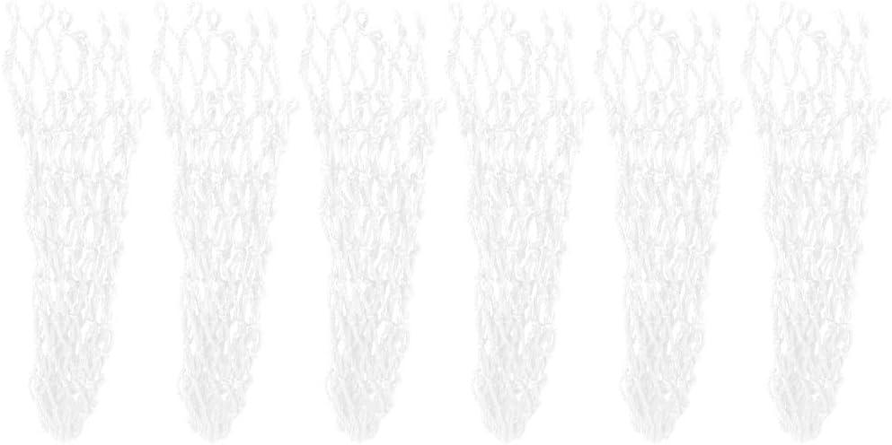 PowerLift Sacs de Filet de Billard-Sacs de Filet de Billard durables et abordables 6 Paquets adapt/és /à diverses Tables de Billard