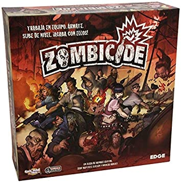 Edge Entertainment - Zombicide, juego de mesa (ZC01): Amazon.es ...