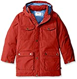 Fjallraven Kids Greenland Down Parka, 146, Deep Red